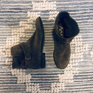 Sam Edelman Olive Slouchy Ankle Boot
